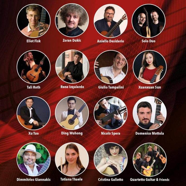 Sanremo International guitar festival & competition
