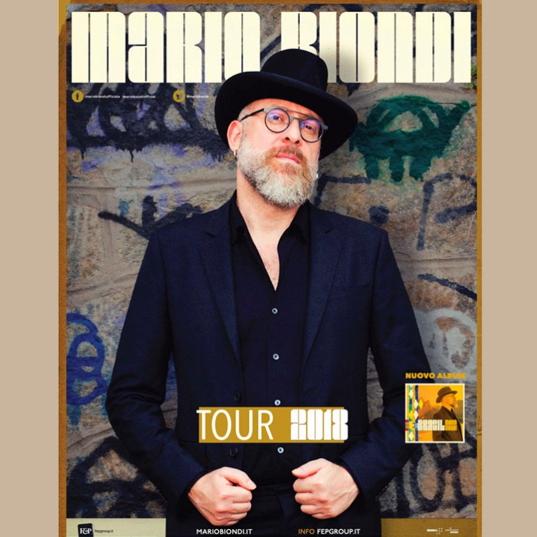 Mario Biondi al Teatro Ariston